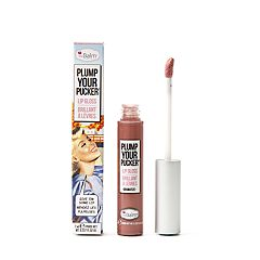 theBalm Plump Your Pucker Lip Gloss
