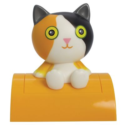 Streamline Cat Tap-On Night Light
