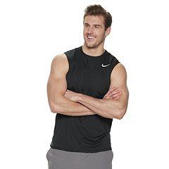 Big & Tall Nike Dri-FIT Sleeveless Hydroguard Swim Tee