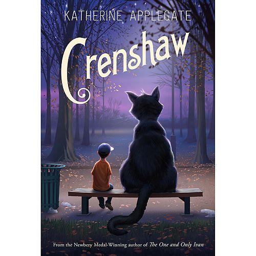 Macmillan Children's Publishing Group Crenshaw Book