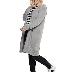 Women's POPSUGAR Hooded Coatigan