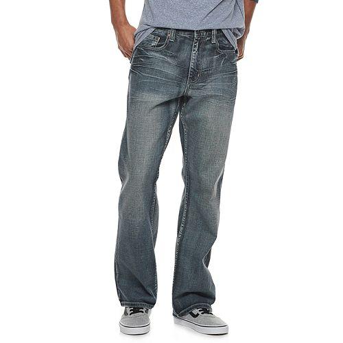 Men's Flypaper Reverse Bootcut Jeans