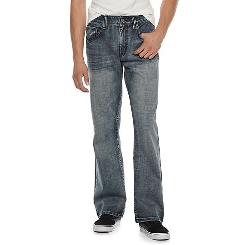 Men's Flypaper Silver Haze Bootcut Jeans
