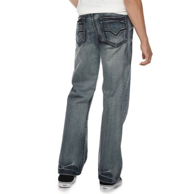 Men's Flypaper Silver Haze Bootcut Jeans