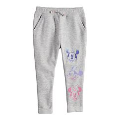 Disney's Minnie Mouse Toddler Girl Glittery Graphic Pants by Jumping Beans®