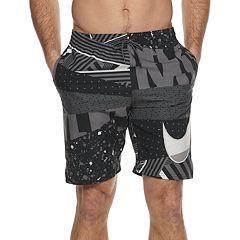 fe629a0693cab Men s Nike Mash Up Vital 9-inch Volley Swim Trunks. Black Obsidian