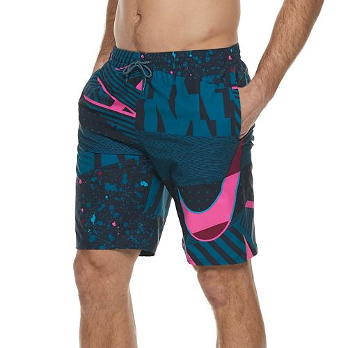 f8248eadc7 Men's Nike Mash Up Vital 9-inch Volley Swim Trunks