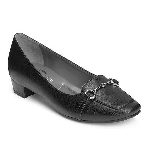 A2 by Aerosoles Way Back Women's High Heel Loafers