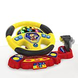 Disney's Mickey Roadster Racers Super Charged Steering Wheel