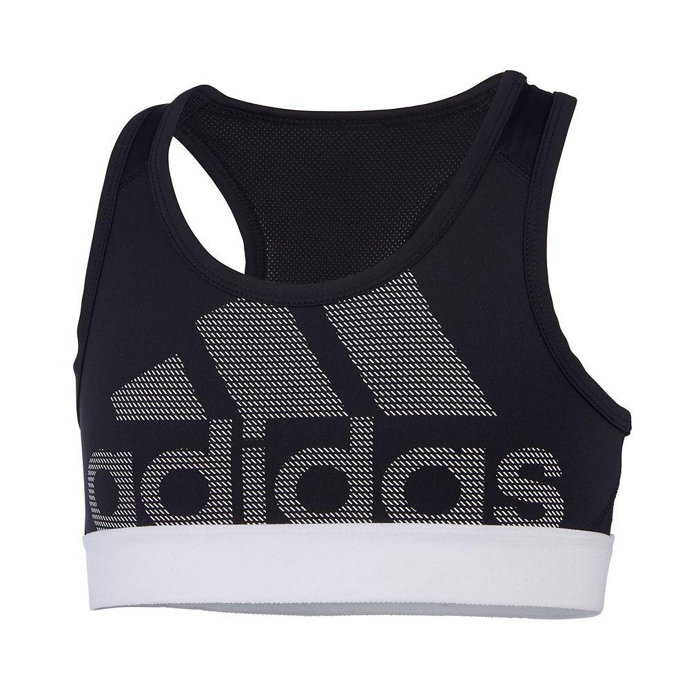 Girls 7-16 adidas Logo Sports Bra