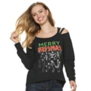 "Women's Rock & Republic® ""Merry Kissmas"" Sweatshirt"