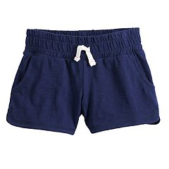 Girls 4-12 Jumping Beans® Slubbed Essential Shorts