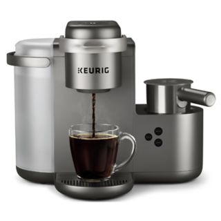 Keurig® K-Cafe? Single Serve Coffee, Latte & Cappuccino Maker