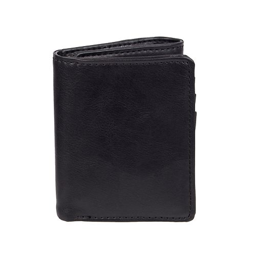 Men's Exact Fit RFID-Blocking Stretch Trifold Wallet
