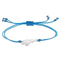 LC Lauren Conrad Elephant Link Adjustable Bracelet