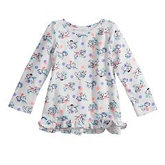 Disney's 101 Dalmatians Baby Girl Long-Sleeve Top by Jumping Beans®