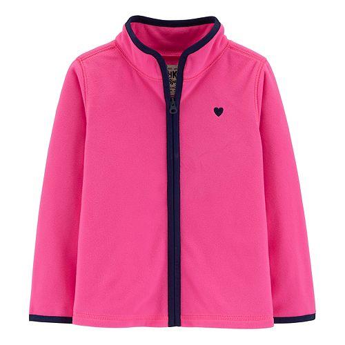 Toddler Girl OshKosh B'gosh® Fleece Jacket