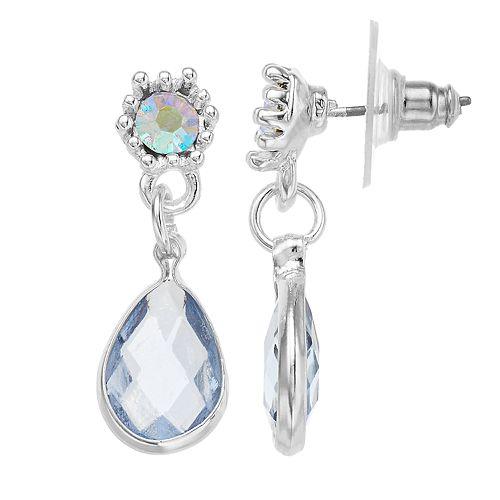 LC Lauren Conrad Teardrop Earrings