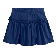 Girls 4-12 Jumping Beans® Ruffled Skort