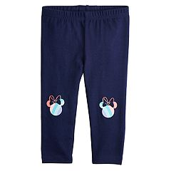 Disney's Minnie Mouse Baby Girl Graphic Knee Leggings by Jumping Beans®