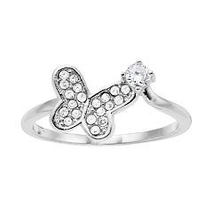 LC Lauren Conrad Butterfly Bypass Ring