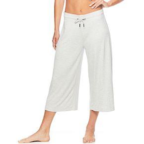 Women's Gaiam Addy Wide-Leg Culottes