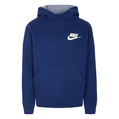 Boys 4-7 Nike Club Fleece Pullover Hoodie