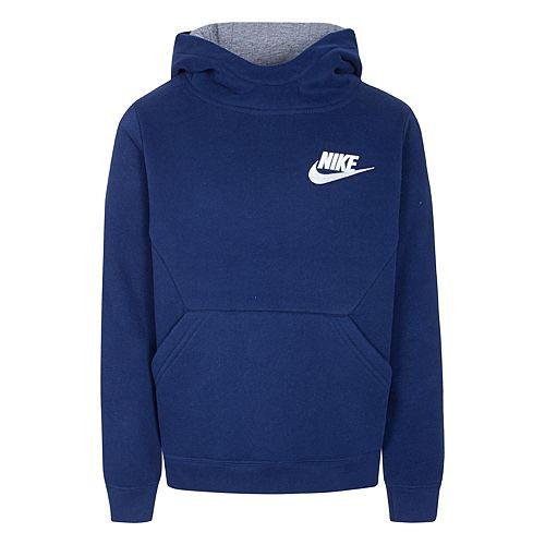 Boys 4-7 Nike Club Fleece Pullover Hoodie