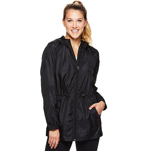 Women's Gaiam Yoga Anorak Jacket