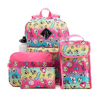Kids Backpack, Lunch Bag, Tablet Case, Pencil Case & Water Bottle Set