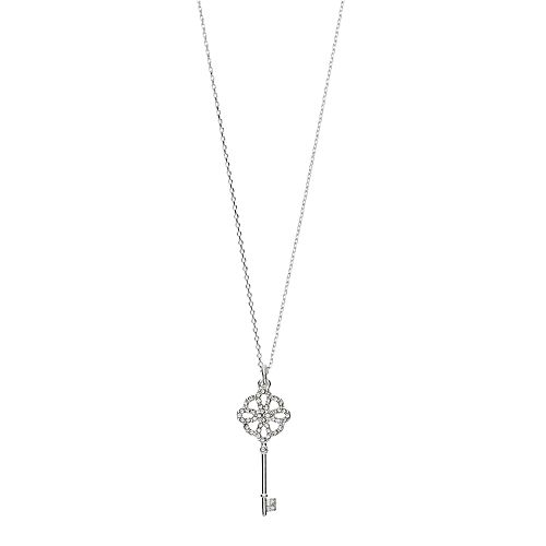 LC Lauren Conrad Key Pendant Necklace
