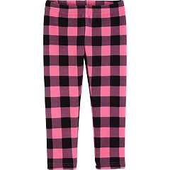Baby Girl Carter's Fleece Leggings