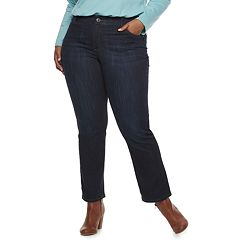 Plus Size Lee Flex Motion Regular Fit Bootcut Jeans