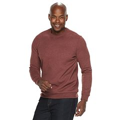 Men's Croft & Barrow® Classic-Fit Easy-Care Fleece Pullover