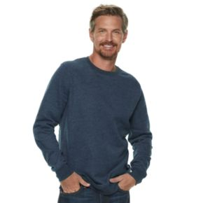 Men's Croft & Barrow® Classic-Fit Easy-Care Fleece Pullover