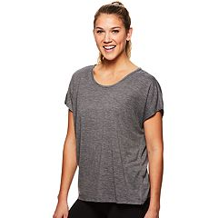 Women's Gaiam Corrine Open Back Yoga Top