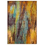 nuLOOM Norene Abstract Contemporary Rug