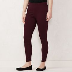 Women's LC Lauren Conrad Millennium Pull-On Pants