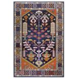 nuLOOM Tonita Colorful Boho Rug