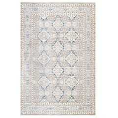 nuLOOM Sherell Traditional Framed Rug - 7'10' x 10'10'