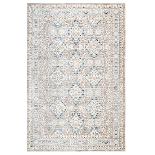 """nuLOOM Sherell Traditional Framed Rug - 7'10"""" x 10'10"""""""