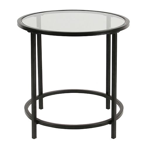 HomePop Round End Table