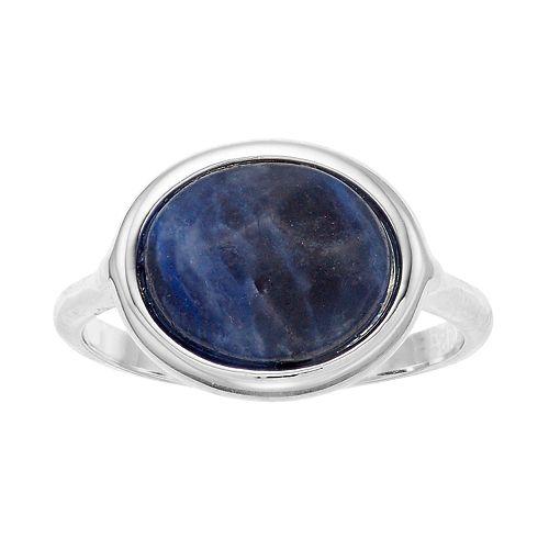 LC Lauren Conrad Oval Ring