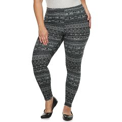 Plus Size French Laundry Fall Leggings