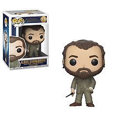 Funko POP! Fantastic Beasts Young Dumbledore Figure