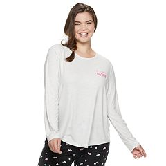 Plus Size SO® Graphic Crewneck Tee