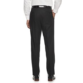 Men's Savile Row Modern-Fit Stretch Dress Pants