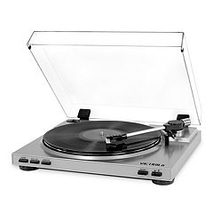 Victrola USB Turntable with Removable Dust Cover