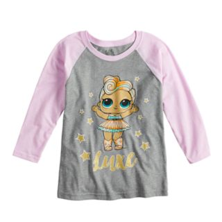 """Girls 4-6x L.O.L Surprise! """"Luxe"""" Character Graphic Tee"""