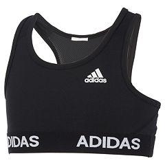 Girls' 7-16 adidas Mesh Back Sports Bra